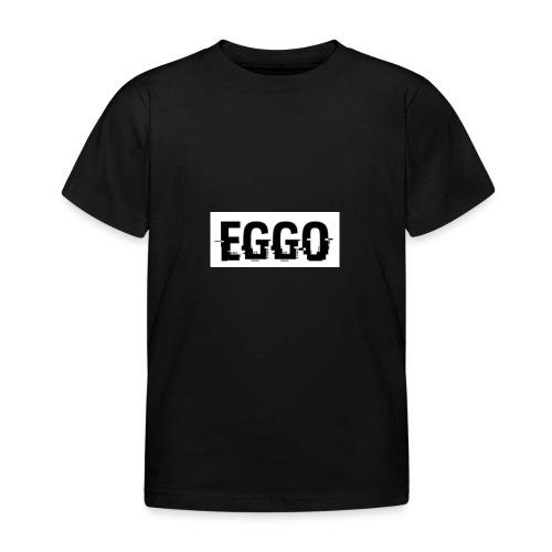 EGGO - Kinder T-Shirt