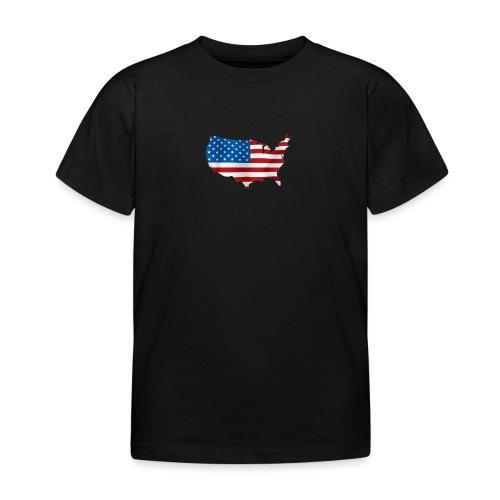 AMERICAN - T-shirt Enfant
