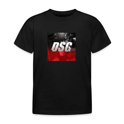 DSG logo - Kids' T-Shirt