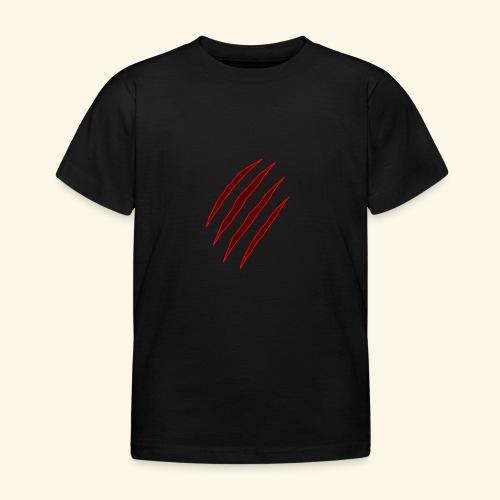 garras - Camiseta niño