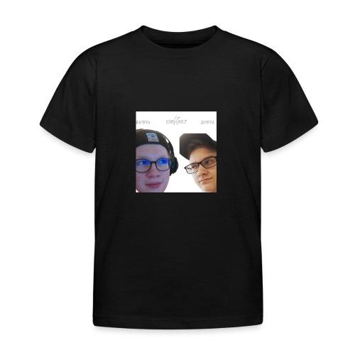Ramppa & Jamppa - Lasten t-paita