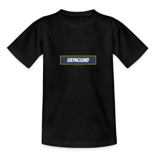 DJLynglund - T-skjorte for barn