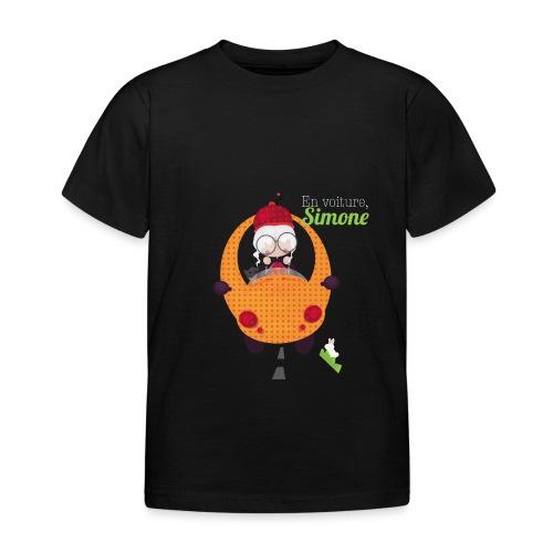 AUTOSIMONE - T-shirt Enfant