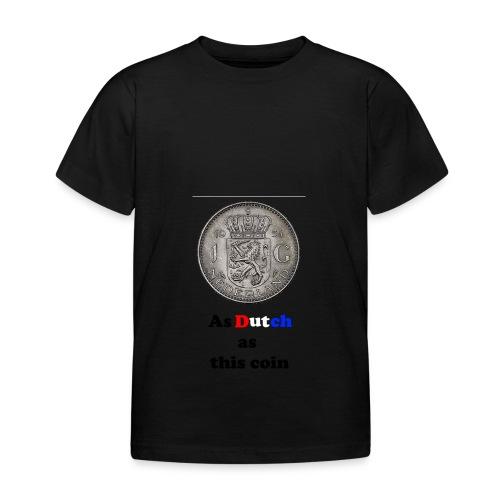 Hollandse Gulden - Kinderen T-shirt