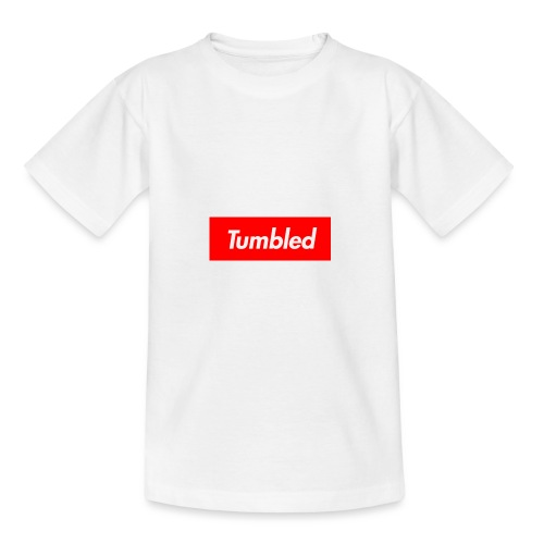 Tumbled Official - Kids' T-Shirt