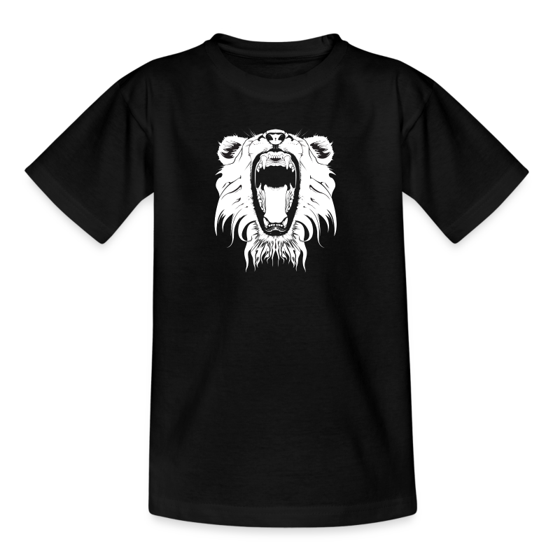 Lion Collection - T-skjorte for barn