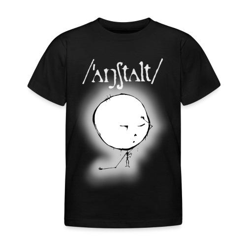kreisling mit logo (weiß) - Kinder T-Shirt
