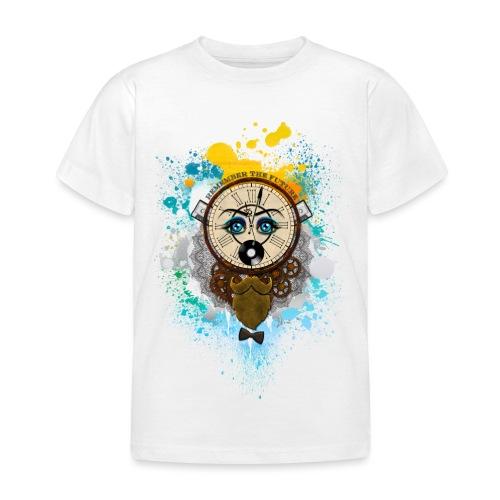 Remember the futur Souviens toi du futur - T-shirt Enfant