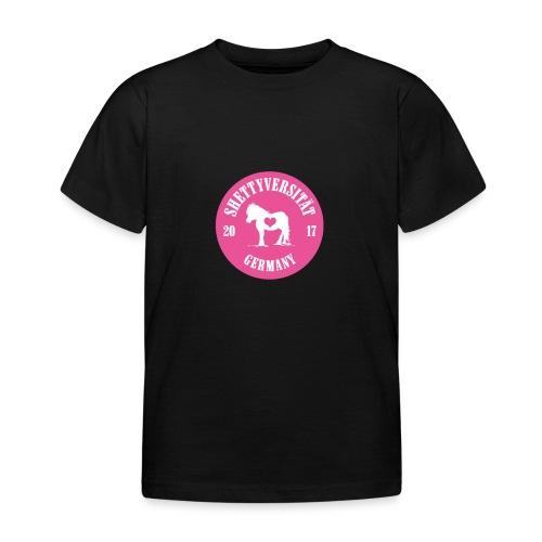 SHETTYVERSITÄT - Die neue kultige Bekleidungsmarke - Kinder T-Shirt