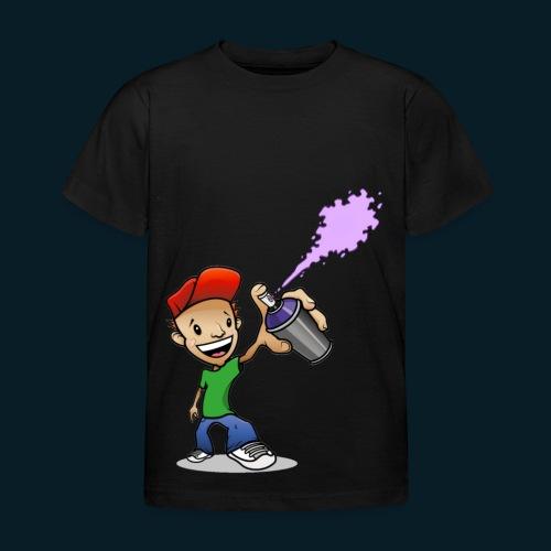 Sprayer - Kinder T-Shirt