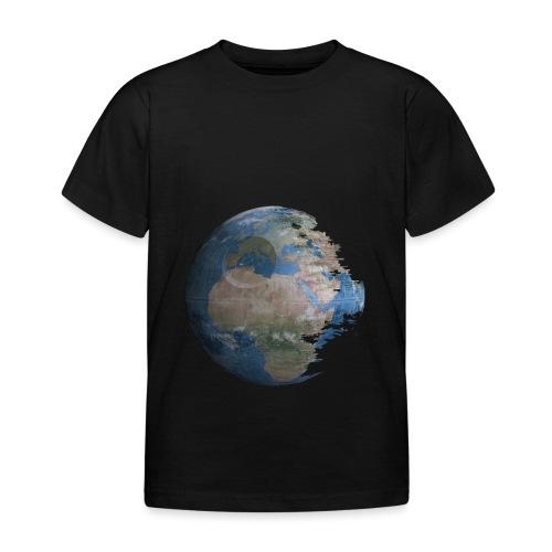 Death Earth - T-shirt Enfant