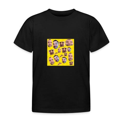 ciccio invader - Maglietta per bambini