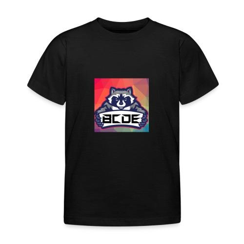 bcde_logo - Kinder T-Shirt