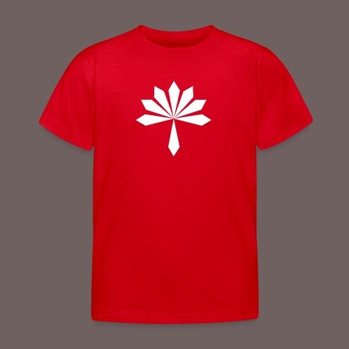 GBIGBO zjebeezjeboo - Rock - Fleur - T-shirt Enfant
