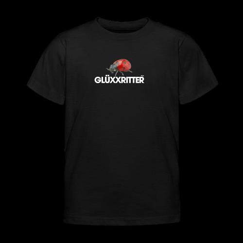 geweihbär GLÜXXRITTER - Kinder T-Shirt
