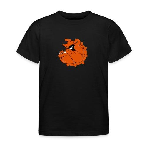 Bulldog Héros Animés - T-shirt Enfant