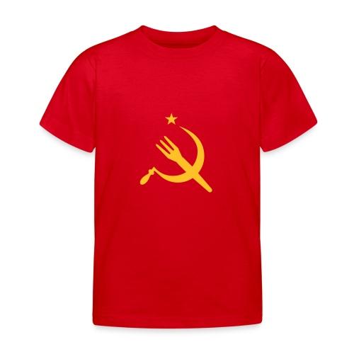 Fourchette en sikkel - USSR - belgië - belgique - T-shirt Enfant