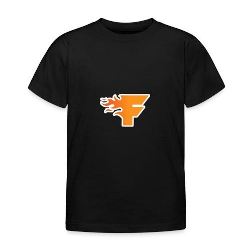 Fire logo (2019) - Kids' T-Shirt