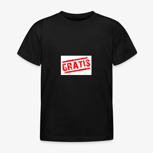 verkopenmetgratis - Kinderen T-shirt