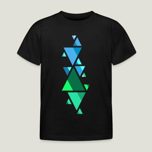 Shaped Fonts - Kinder T-Shirt