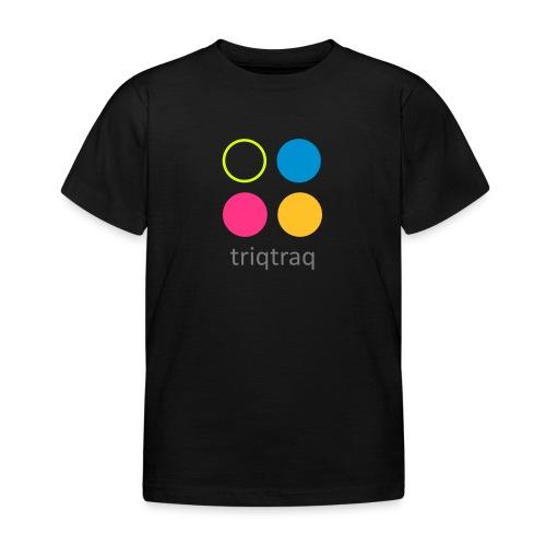 logo oben - Kids' T-Shirt