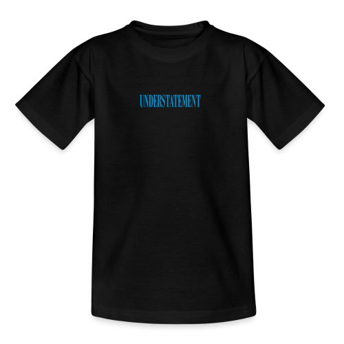 UNDERSTATEMENT - Maglietta per bambini