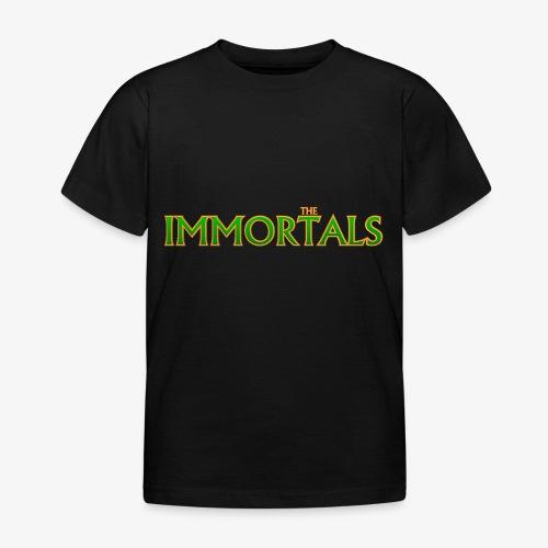 Immortals - Kids' T-Shirt