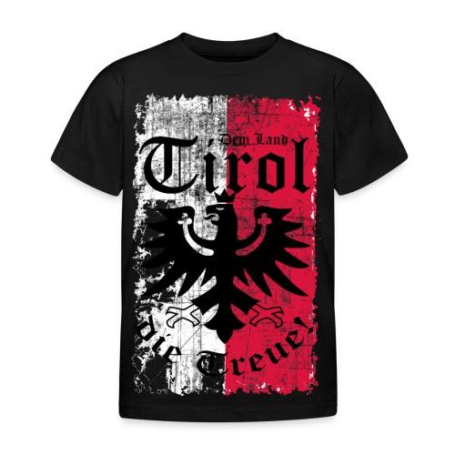 Tirol - Kinder T-Shirt