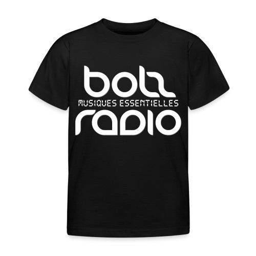 bolzradiobig png - T-shirt Enfant