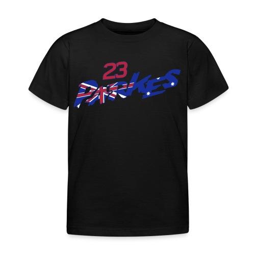 Parkes 23 Logo Refix - Kids' T-Shirt