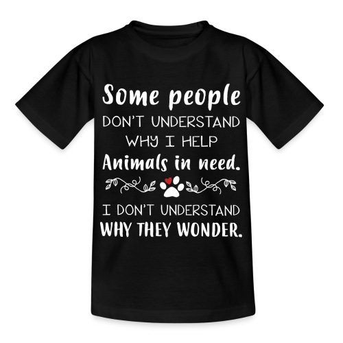 Some people don't understand - Kids' T-Shirt