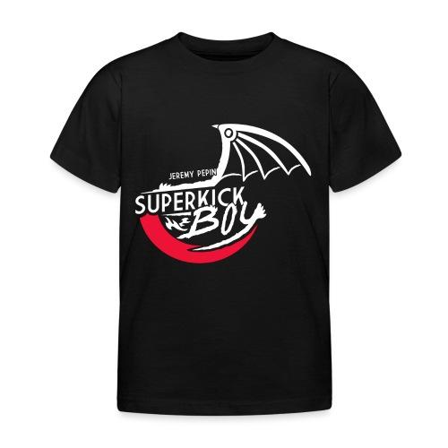 SuperKickBoy - T-shirt Enfant