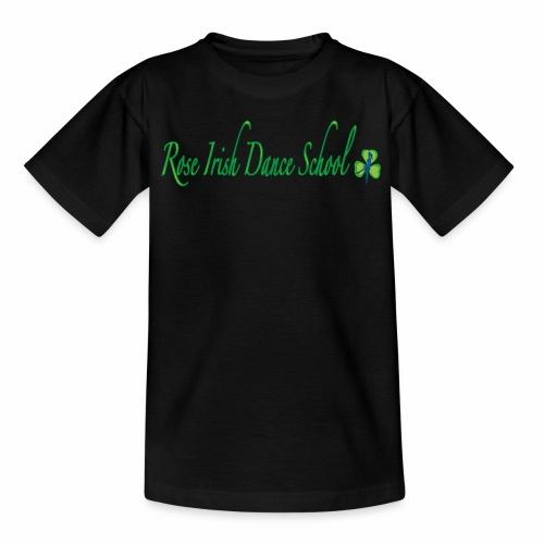 Rose Irish Dance School - Kinderen T-shirt
