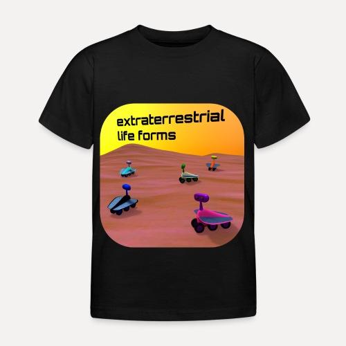 Leben auf dem Mars - Kids' T-Shirt