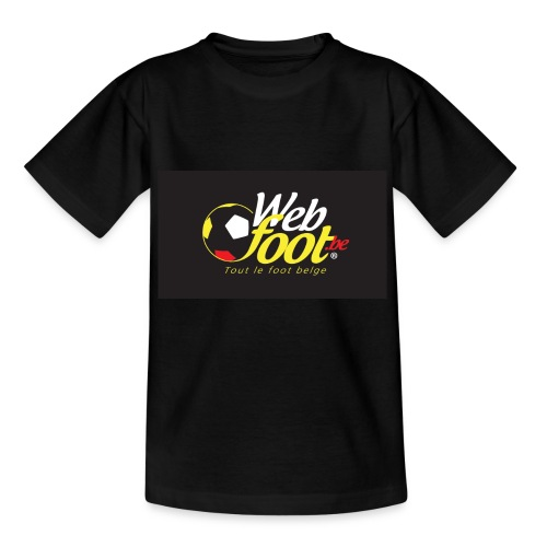 webfoot.be - T-shirt Enfant