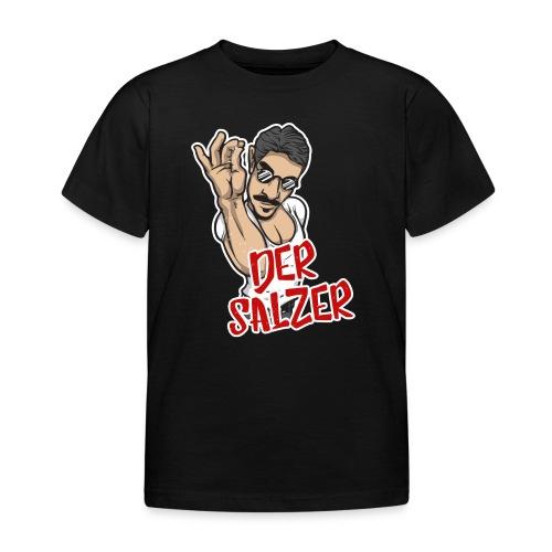 Der Salzer | Grillmeister Tshirt - Kinder T-Shirt