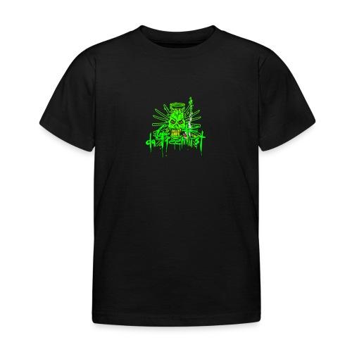 GFSkullOnlyColorShirt - Kids' T-Shirt