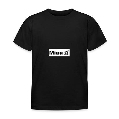 Katze - Kinder T-Shirt