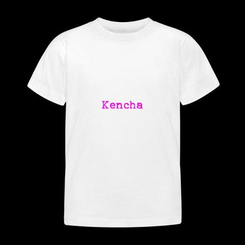 kencha type neo - Kinderen T-shirt