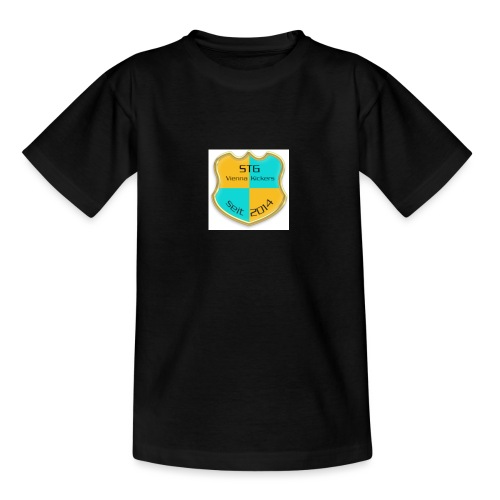 STG Vienna Kickers Logo - Kinder T-Shirt