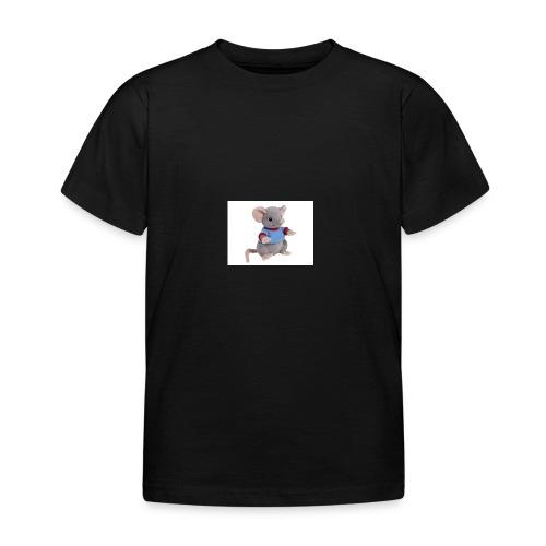 rotte - Børne-T-shirt
