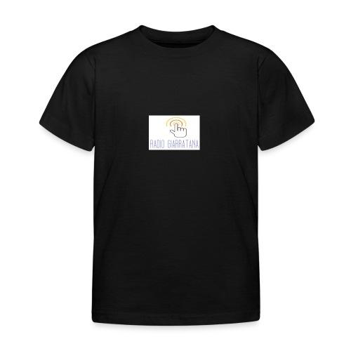 GADGET RADIO GIARRATAnNA - Maglietta per bambini
