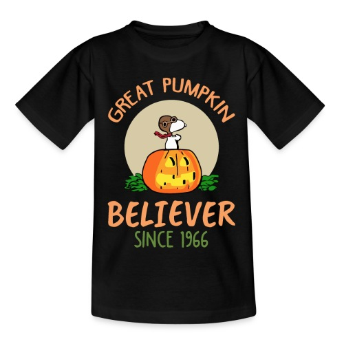 Great pumpkin believer since 1966 - Kids' T-Shirt