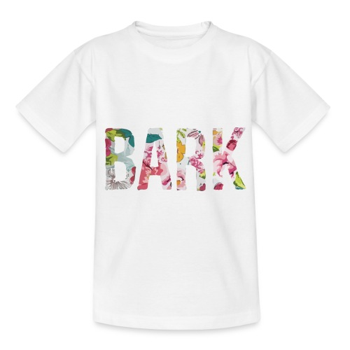 My children bark dog shirt - Kids' T-Shirt