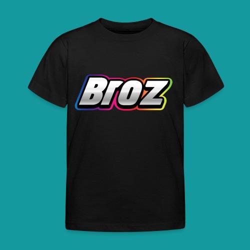 Broz - Kinderen T-shirt