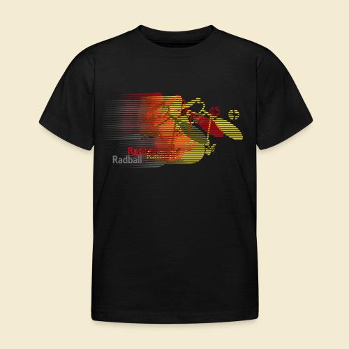 Radball | Earthquake Germany - Kinder T-Shirt