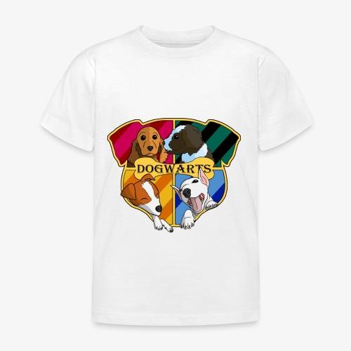 Dogwarts Logo - Kids' T-Shirt