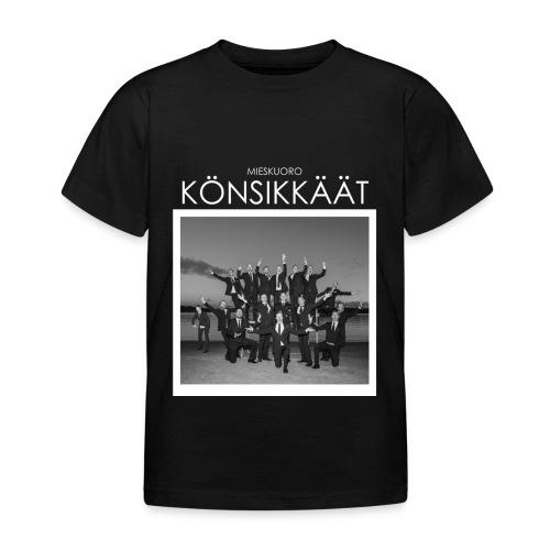 Könsikkäät - joulu saarella - Lasten t-paita