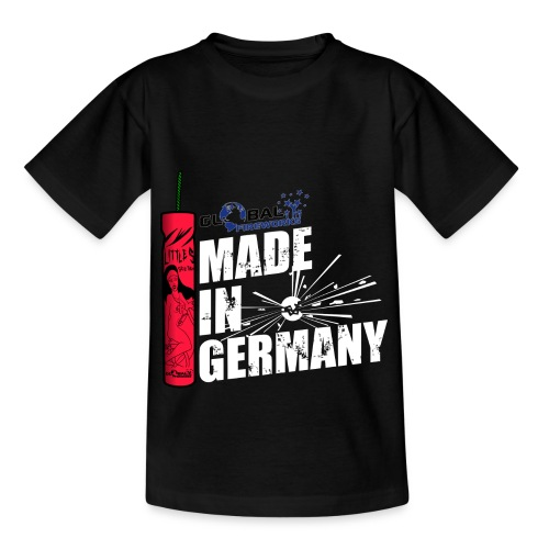Global Fireworks Knaller - Kinder T-Shirt