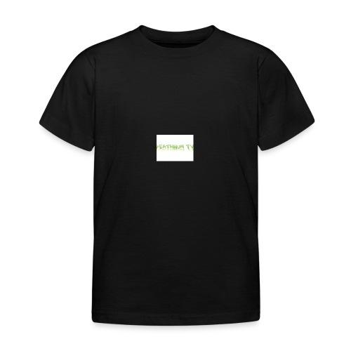 deathnumtv - Kids' T-Shirt
